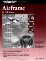 ISBN 9781560275350 > Airframe Test Guide 2005: The Fast